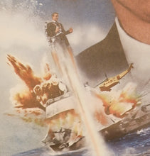 "Load image into Gallery viewer, ""Thunderball"", Japanese James Bond Movie Poster, Original Re-Release 1974, B2 Size"