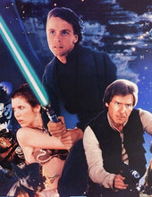 "Load image into Gallery viewer, ""Star Wars: Return of the Jedi"", Original Release Japanese Movie Poster 1983, B2 Size (GLOSS)"