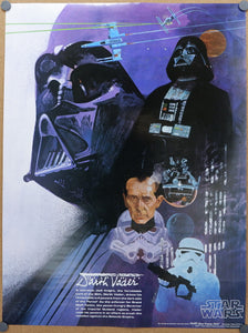 """Star Wars"", Poster 1 and 2 of Original Star Wars and Coca-Cola Promotional Tie-in Movie Poster 1977, (18″ X 24″)"