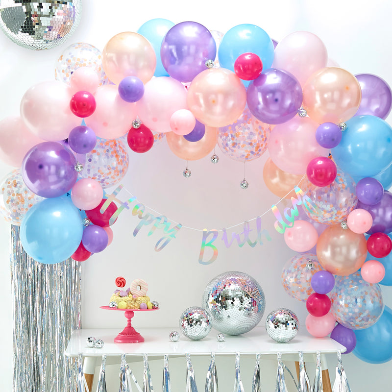 Pastel - Balloon Arch Kit - Zoi&Co