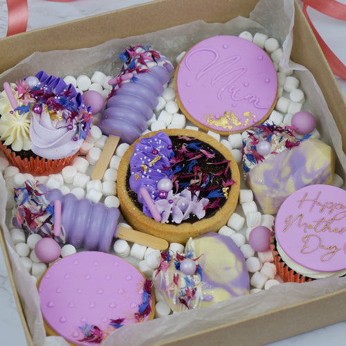 treat box mother's day embossers zoi&co