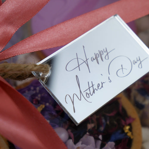 mother's day box tag rectangle zoiandco