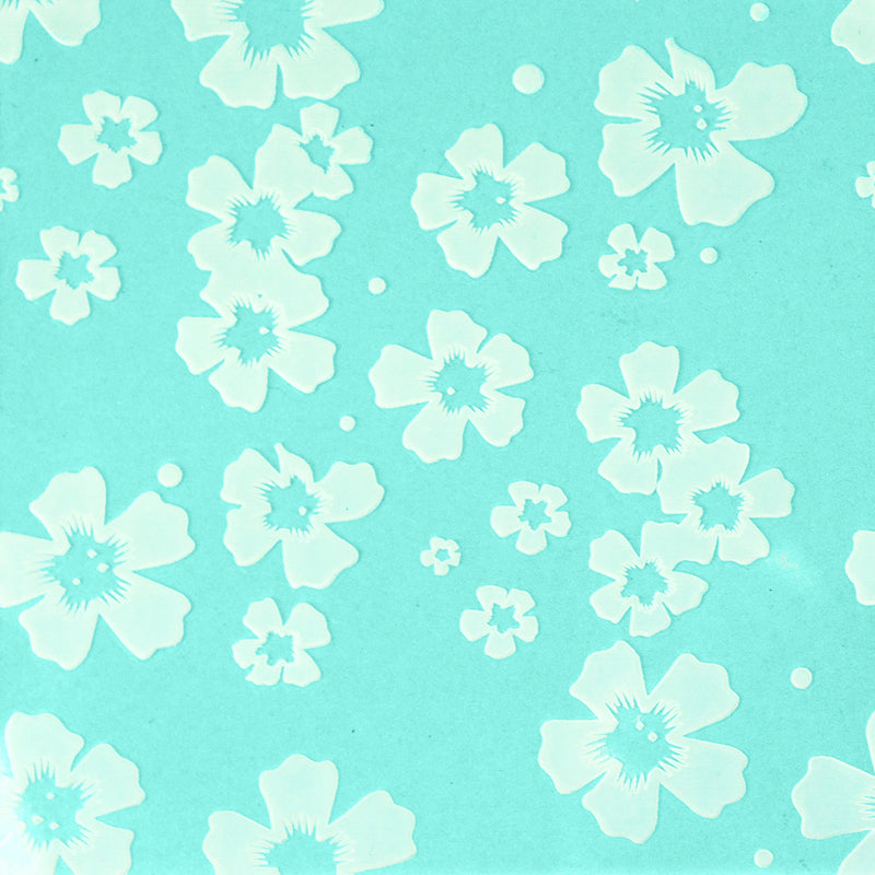 Bloom Spread - Tile Embosser Pattern - Zoi&Co