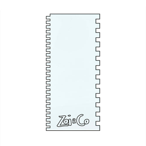 Thin Stripe - Comb - Zoi&Co
