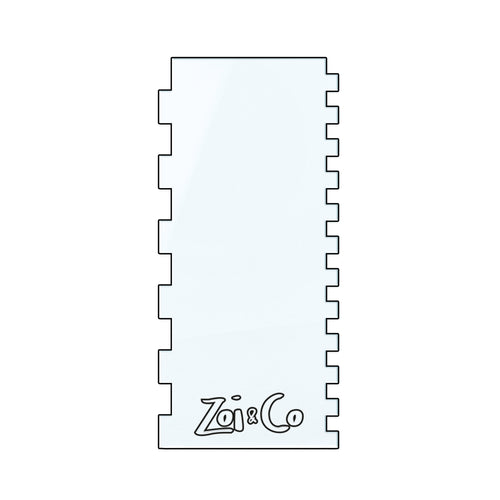 Wide Stripe - Comb - Zoi&Co