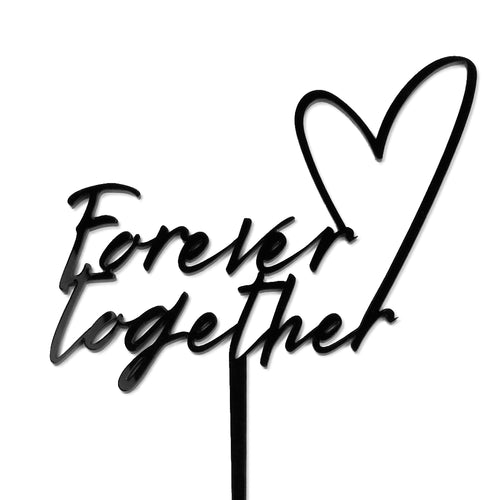 Forever Together - Cake Topper - Zoi&Co