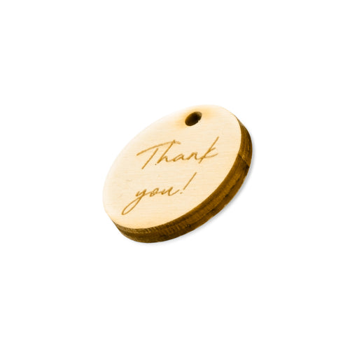 Thank You! - Gift Tag - Zoi&Co