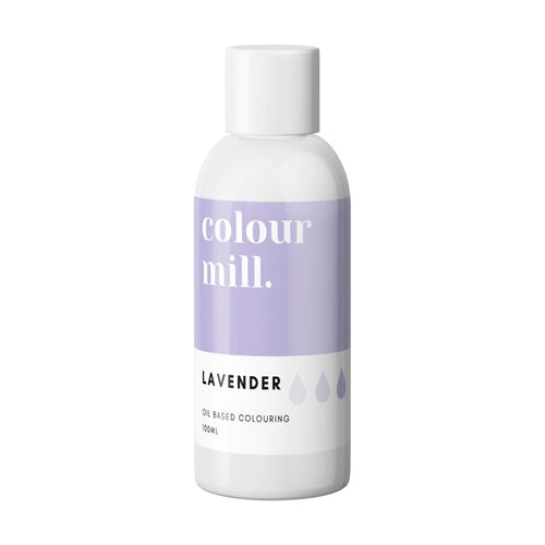 Lavender 100ml - Oil Based Colouring - Zoi&Co