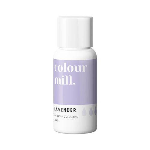Lavender 20ml - Oil Based Colouring - Zoi&Co