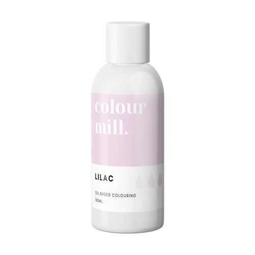 Lilac 100ml - Oil Based Colouring - Zoi&Co