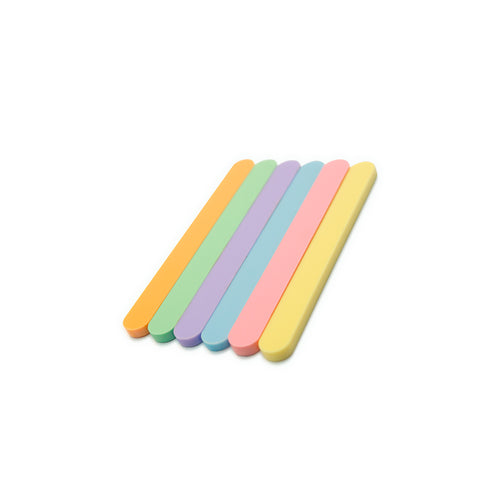 Pastel Mini Cakesicle sticks side view zoi&co