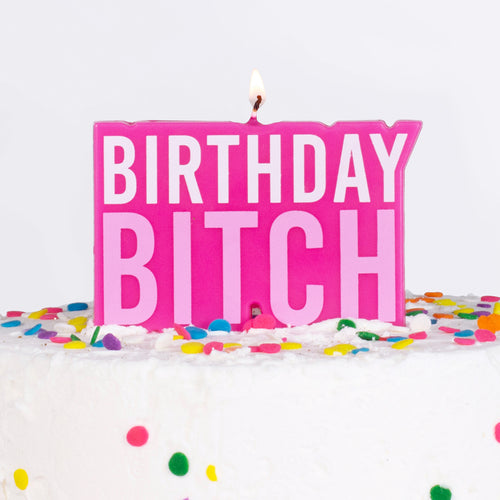 Birthday Bitch - Candle - Zoi&Co