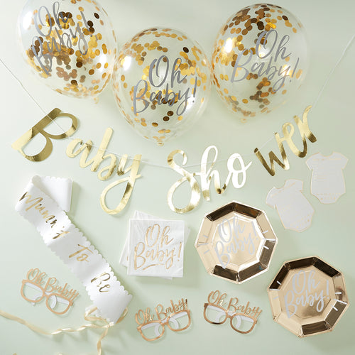 Baby Shower Oh Baby! - Party in a Box - Zoi&Co