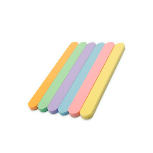 Pastel Cakesicle sticks side view zoi&co