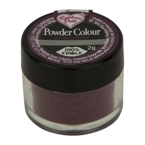Powder Colour -Aubergine-
