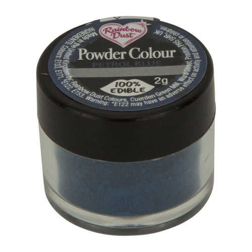 Powder Colour -Petrol Blue-