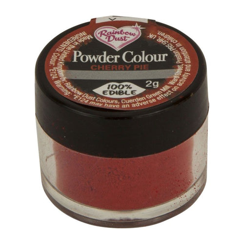 Powder Colour -Cherry Pie Red-