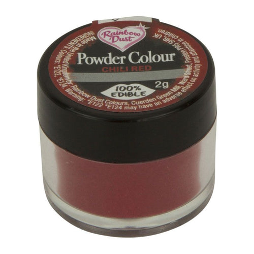 Powder Colour -Chili Red-