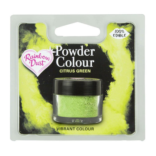 Powder Colour -Citrus Green-