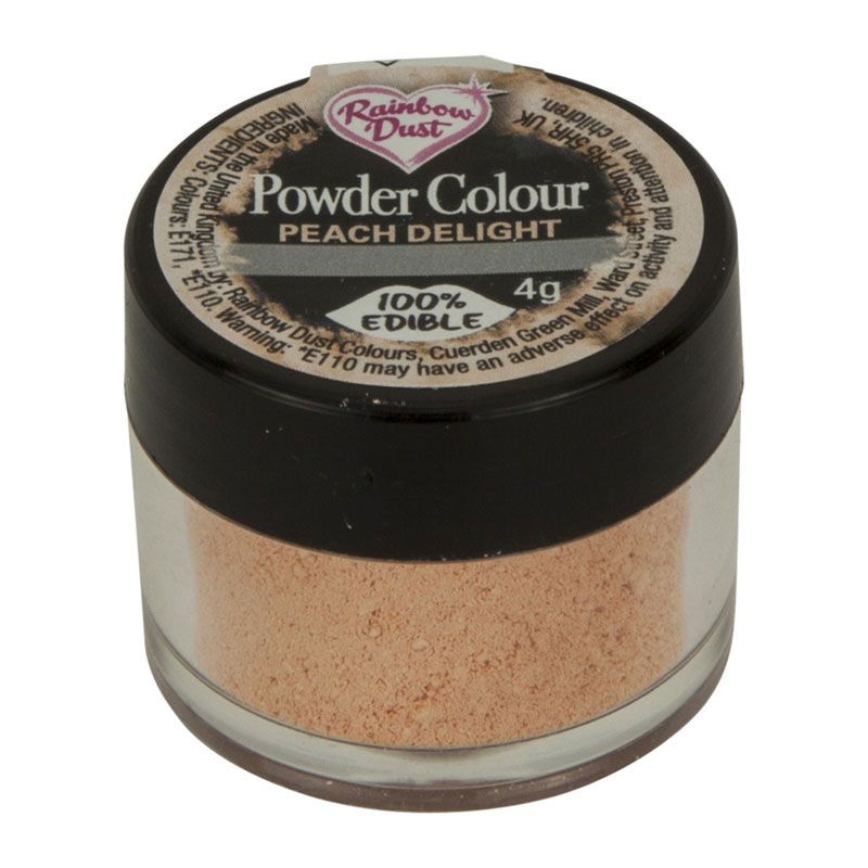 Powder Colour -Peach Delight Orange-