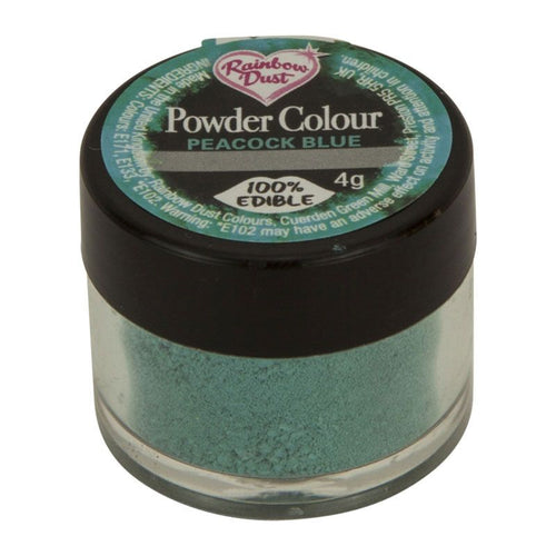Powder Colour -Peacock Blue-