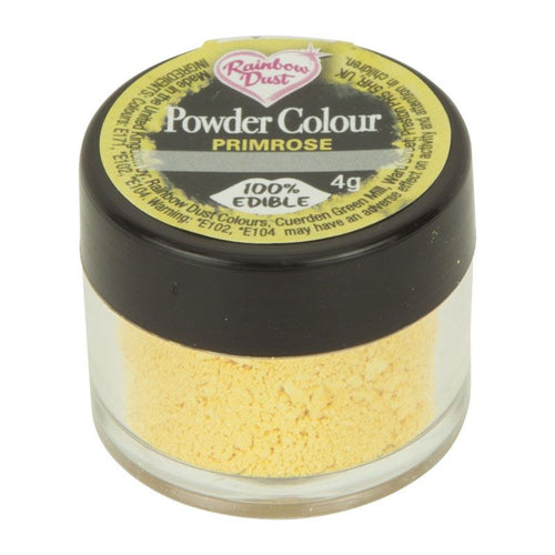 Powder Colour -Primrose Yellow-