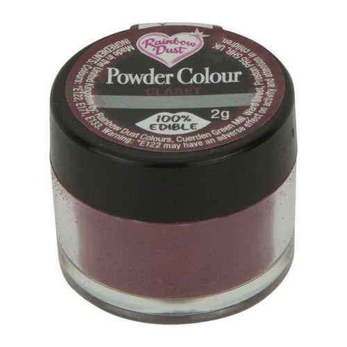 Powder Colour -Claret Red-