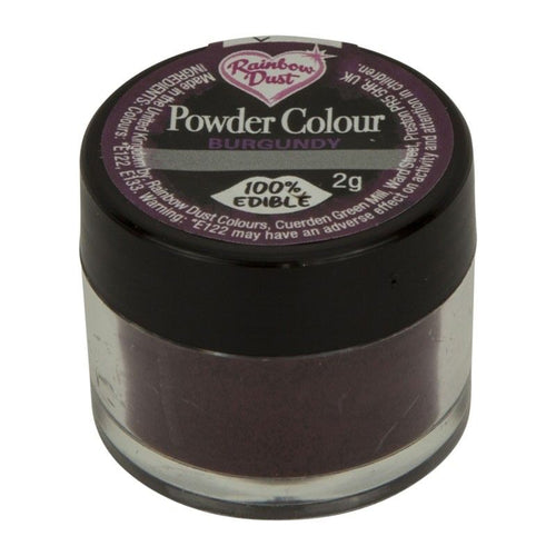 Powder Colour -Burgundy-