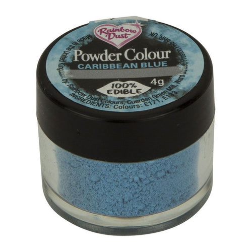Powder Colour -Caribbean Blue-