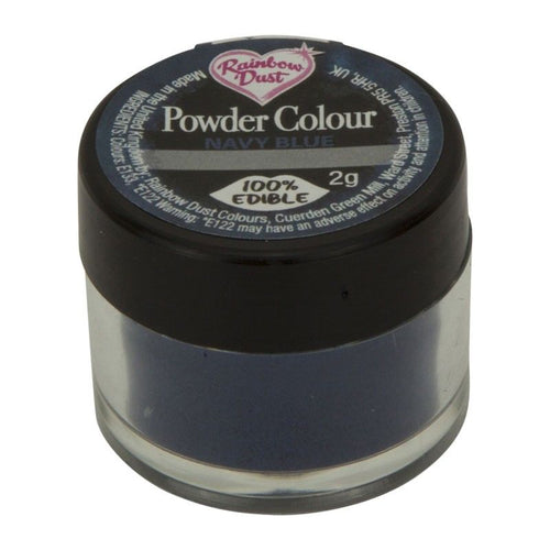 Powder Colour -Navy Blue-