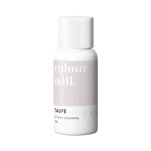 Taupe 20ml - Oil Based Colouring - Zoi&Co