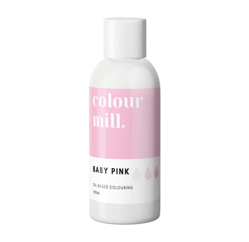 Baby Pink 100ml - Oil Based Colouring - Zoi&Co