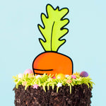Carrot Top - Cake Topper