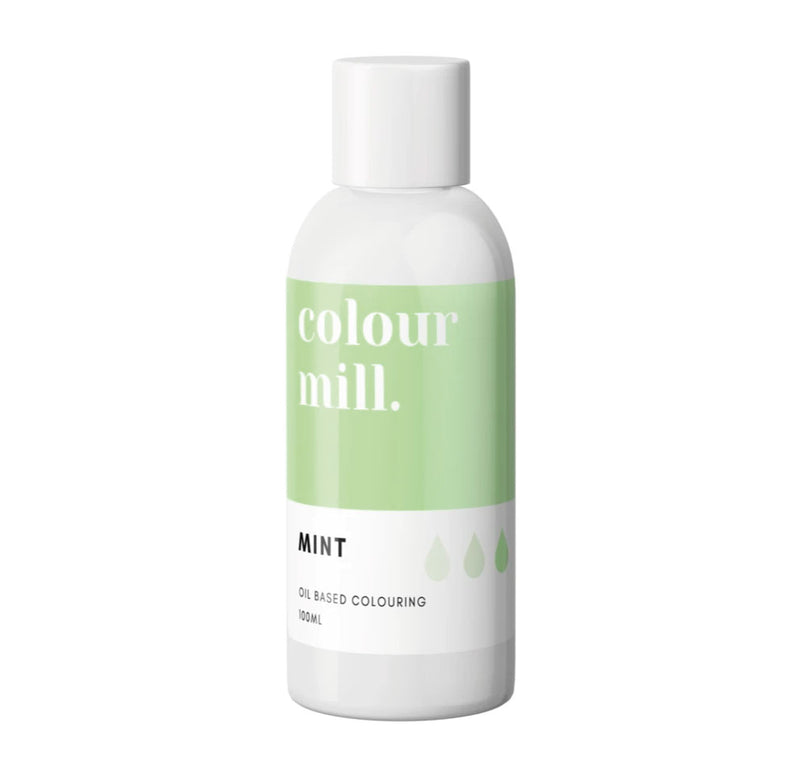 Mint 100ml - Oil Based Colouring - Zoi&Co