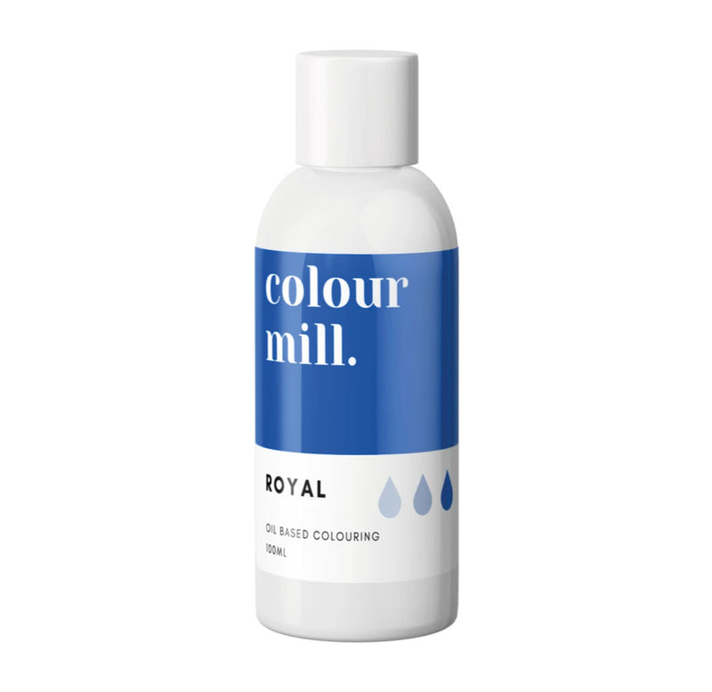 Royal 100ml - Oil Based Colouring - Zoi&Co