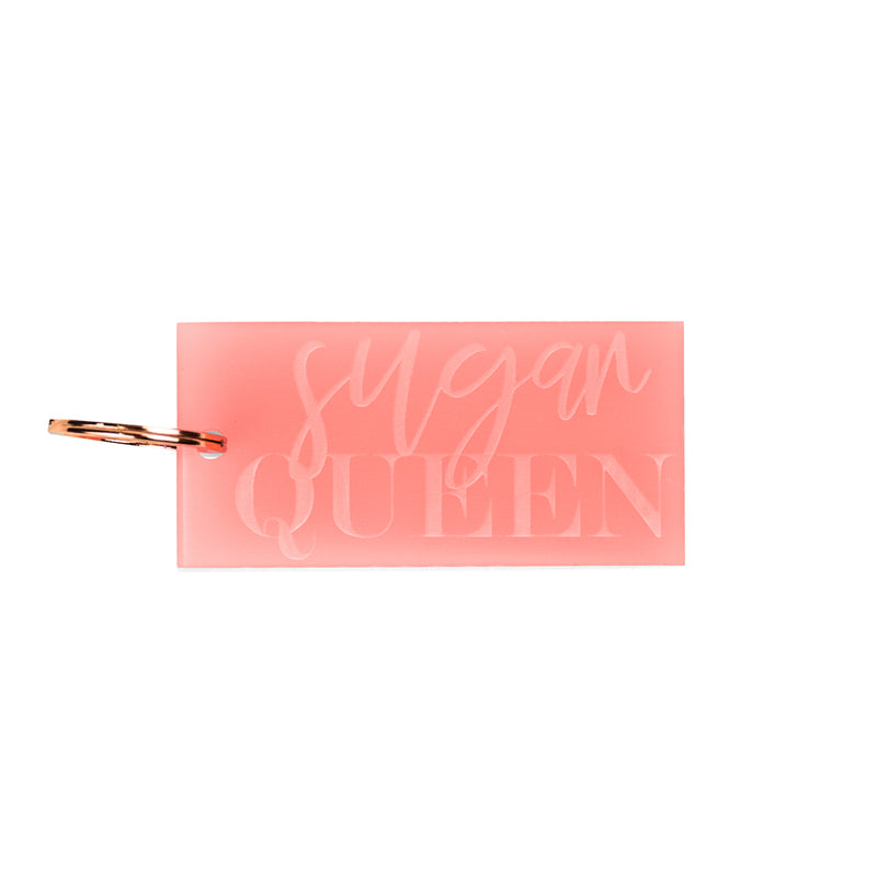 Sugar Queen - Keychain - Zoi&Co