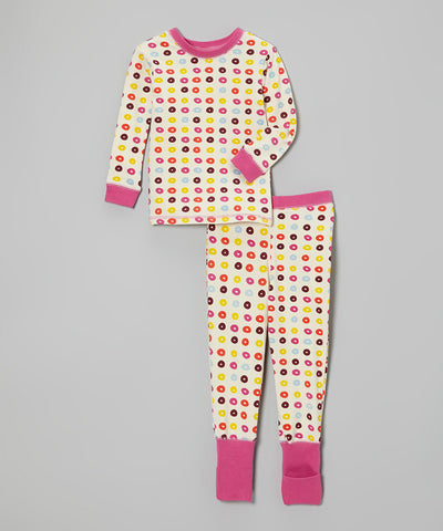 Organic 2 Piece FlipFoot Pyjamas - Jubilation