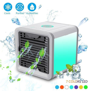 Cool Air! - Table Mini Air Conditioner