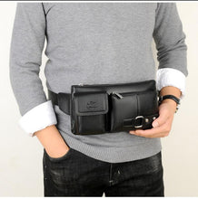 Load image into Gallery viewer, FreshTrend™ - Premium Leather Buckle Belt Bag