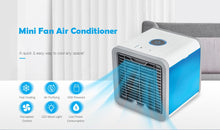 Load image into Gallery viewer, Cool Air! - Table Mini Air Conditioner
