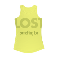 Lost something too Women Performance Tank Top