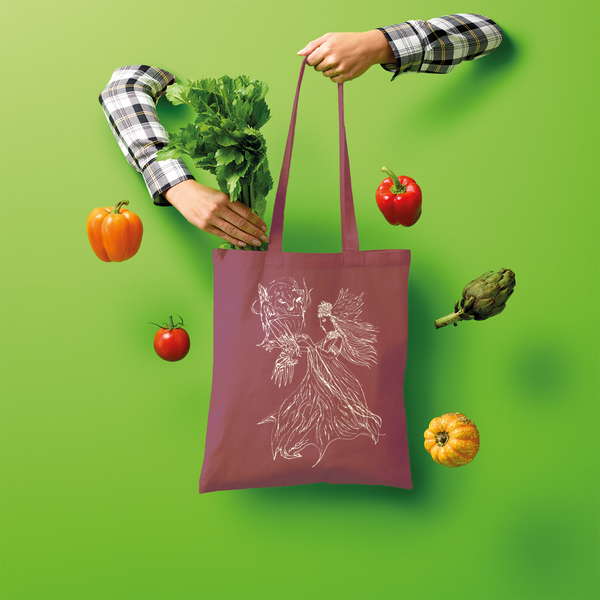 Friday Shopper Tote Bag