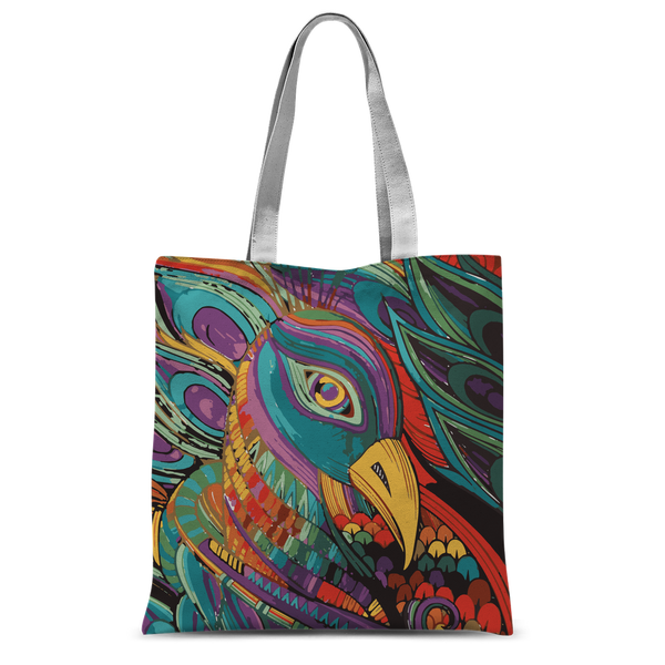 peak Classic Sublimation Tote Bag