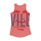 Vile Trump - Women Performance Tank Top