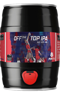 BLACK SHEEP OFF THE TOP IPA 5L MINI KEG