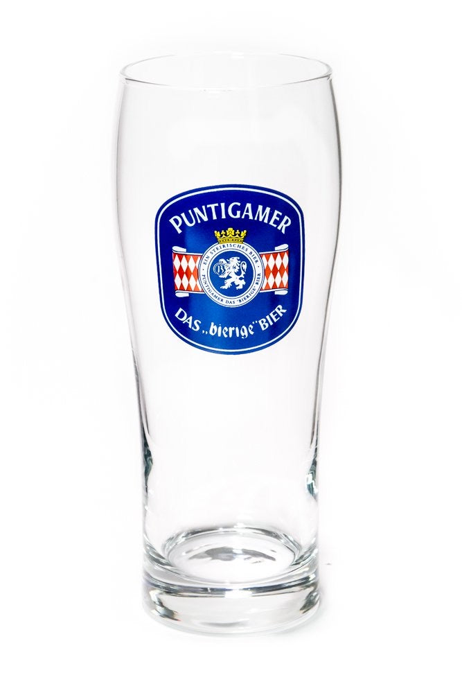 PUNTIGAMER GLASS 33CL