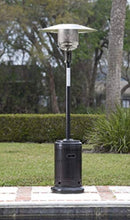 Load image into Gallery viewer, Gas Patio Heater - FREE Regulator & Hose, Wheel kit - Black