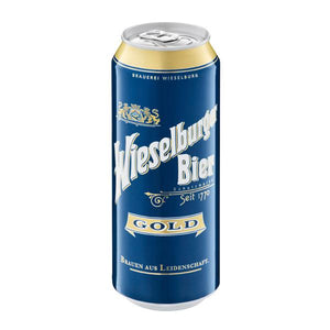 Wieselburger Gold Can 500ml