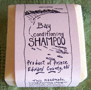 Bay Shampoo Bar