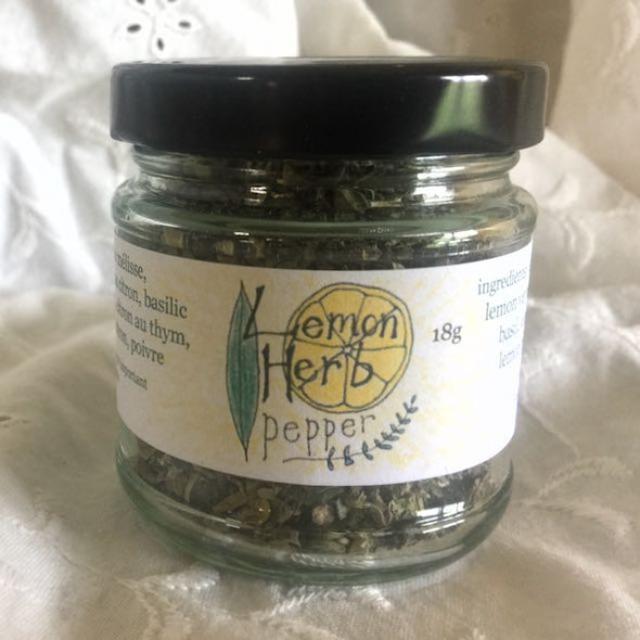 Lemon Herb Pepper
